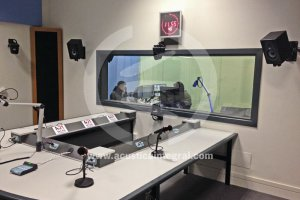 Radio studios in Madrid
